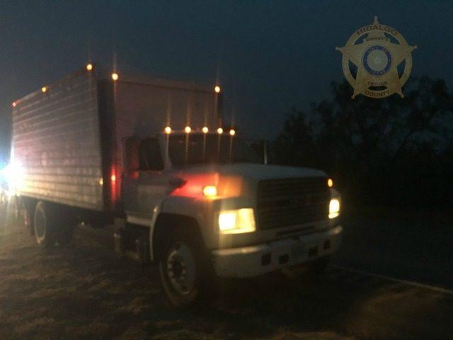 illegals in truck