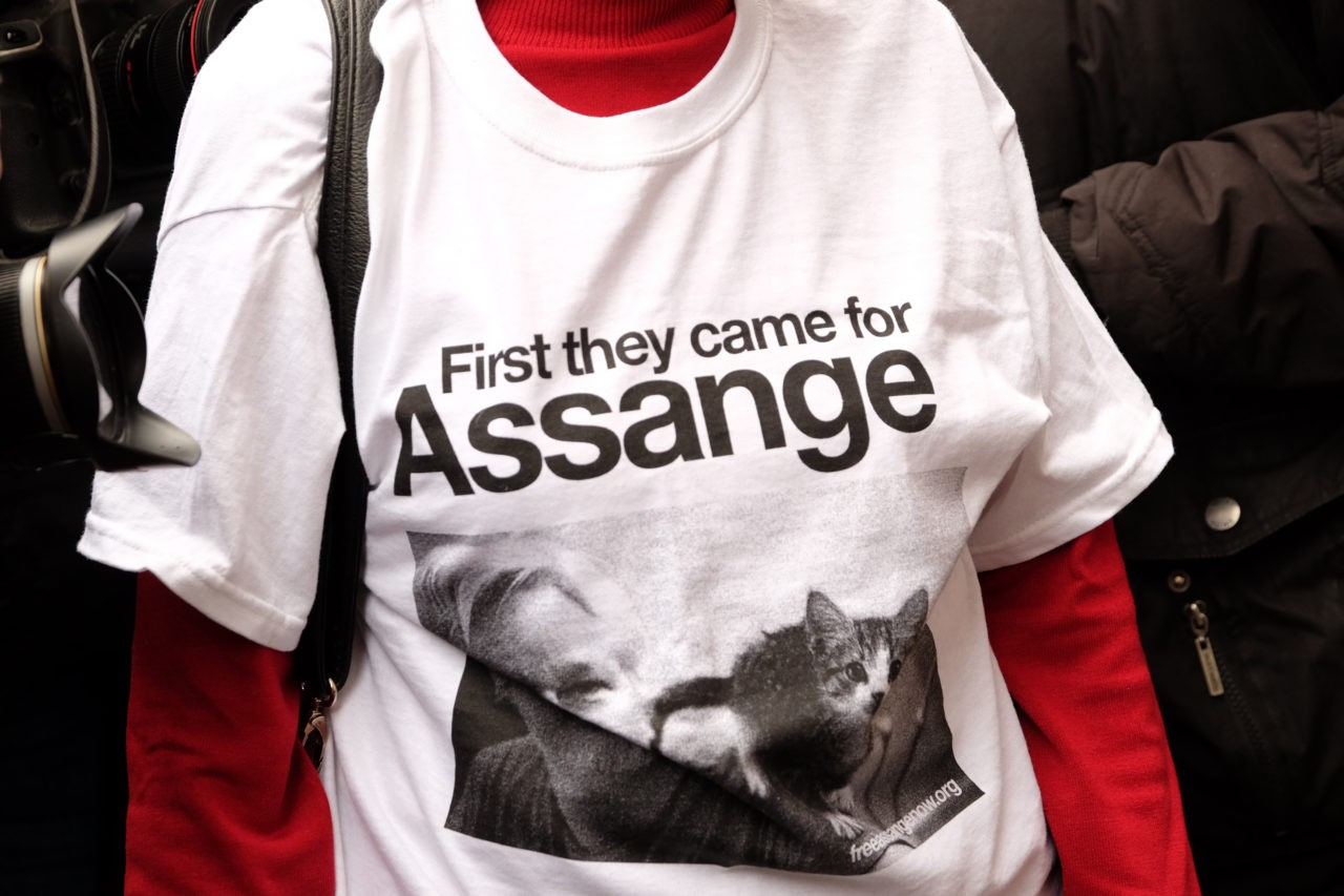 Julian Assange faces Swedish prosecutor in London over rape accusation