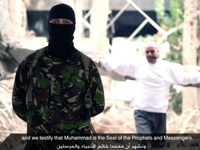 Extremely Graphic Islamic State Video
