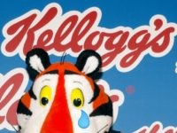 Recording artist Nick Carter appears with Kellogg's Tony the Tiger at the announcement of The Gr-r-reat Tony the Tiger Awards at the Hudson Theater August 15, 2002 in New York City. Ten finalists, recognized for overcoming personal challenges, will receive a $10,000 college scholarship and a chance to appear with …