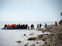 Number of Migrants Arriving in Greece from Turkey up 200 per cent