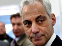 Rahm Emanuel: Republicans in Congress Aren't Up to Speed With What Trump's Base Is