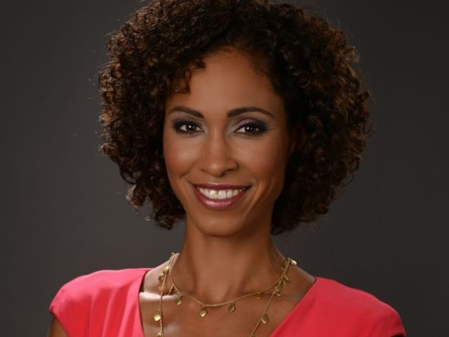 Bristol, CT - August 13, 2012 - Photo Studio: Portrait of Sage Steele. (Photo by Rich Arden / ESPN Images) .