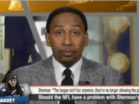 "During the Friday broadcast of ESPN2's ""First Take,"" co-host Stephen …"