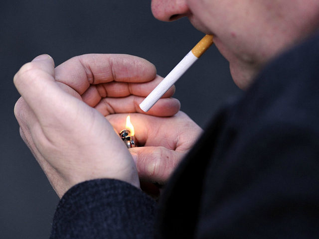 Smokers put off quitting for fear of gaining weight. PICTURE POSED BY MODEL File photo dated 12/03/13 of a man lighting a cigarette. Half of smokers delay quitting for years because they worry about getting fat, a survey has suggested. Issue date: Friday October 14, 2016. Fears over weight put …