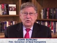 """Monday on Newsmax TV's """"The Steve Malzberg Show,"""" while discussing …"""