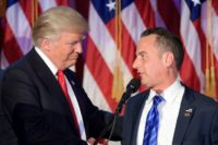 Reince Priebus Becomes Second Shortest Serving White House Chief of Staff in U.S. History