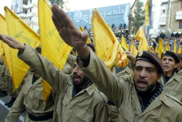 Hezbollah's militia never disarmed after Lebanon's devastating 1975-90 civil war and is the country's most powerful armed force
