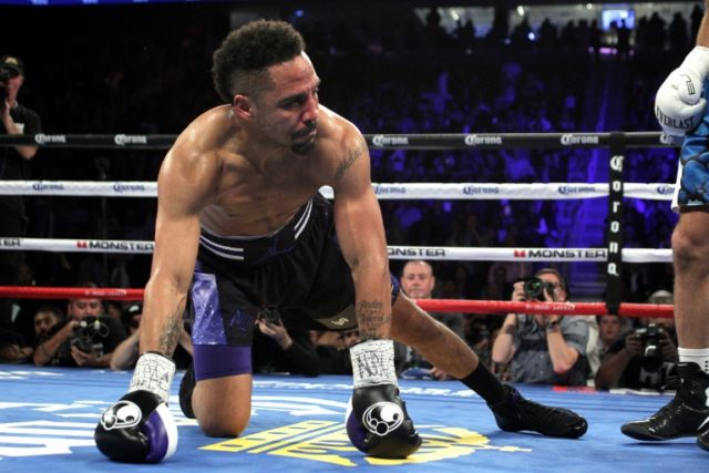 Andre Ward recovered from a second round knockdown to defeat Sergey Kovalev by 114-113 on all three judges cards after a gruelling battle in Las Vegas