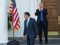Report: Mitt Romney Fired; Trump Chooses Exxon CEO Rex Tillerson for Secretary of State