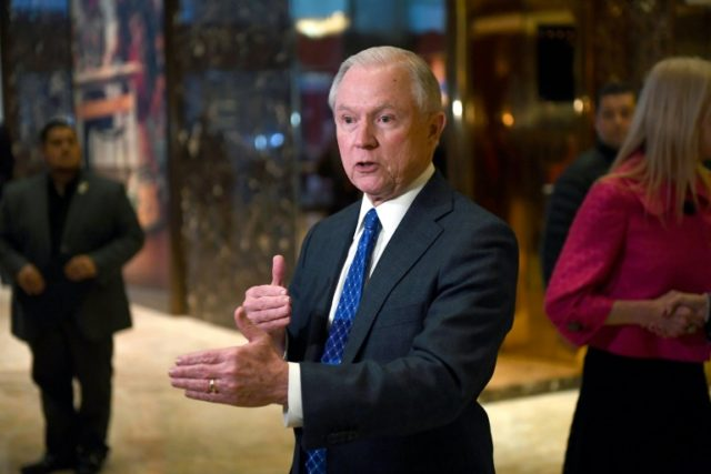 Anti-immigration Senator Jeff Sessions, one of Donald Trump's earliest supporters during the campaign, has been nominated to be attorney general