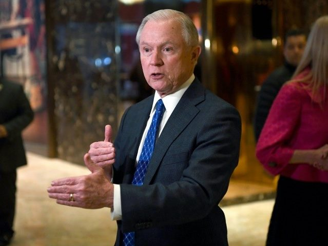 Rep. King Gives Robust Defense of Sessions: Nobody Can Match the Job He's Doing