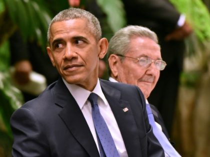 US President Barack Obama has sought to thaw tensions with Cuba, but stopped short of meeting Castro during a landmark trip to Havana earlier this year
