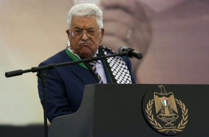 Palestinian president Mahmud Abbas as reappointed to head Fatah, the largest and oldest Palestinian movement
