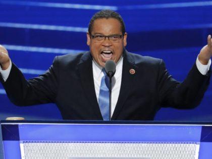 Poll Crash: Democrat Keith Ellison down 43-36 in Minnesota