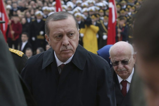 Turkey detains 1682 people over coup, militant links