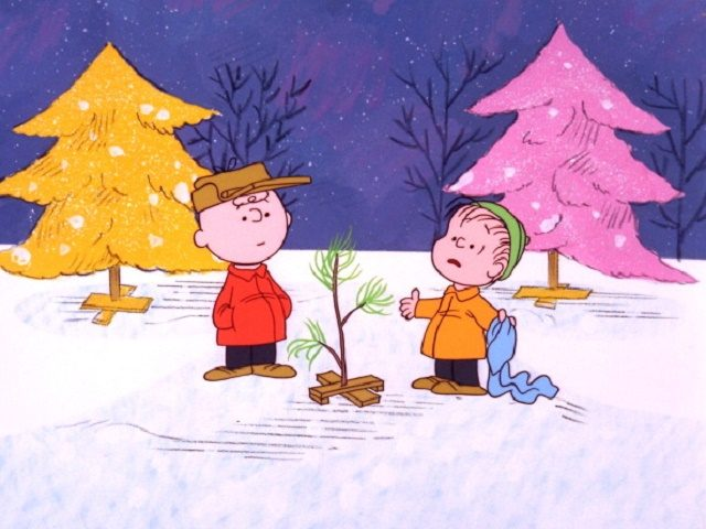 "67505_006 - ""A Charlie Brown Christmas"" - When Charlie Brown complains about the overwhelming materialism he sees amongst everyone during the Christmas season, Lucy suggests he become director of the school Christmas pageant. Charlie Brown accepts, but it proves to be a frustrating struggle; and when an attempt to restore …"