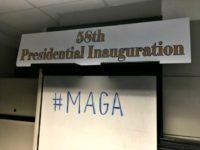 58th Inaug. #MAGA