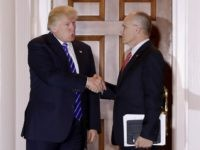 Reports: Donald Trump Selects Fast Food Champion Andy Puzder for Labor Secretary