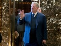 Al Gore Visits Trump Tower Seeking 'Areas of Common Ground'