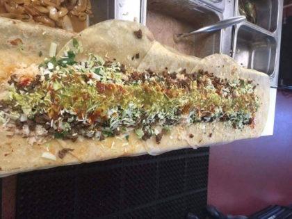 Anaconda Burrito (Facebook)