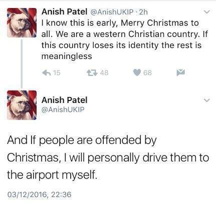 Anish Christmas