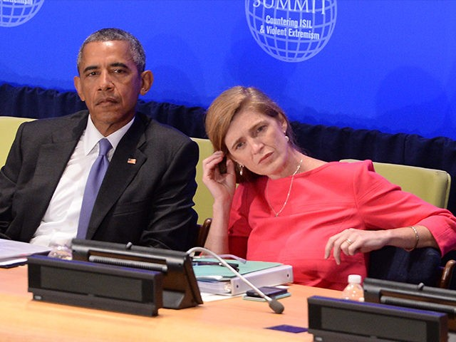 Biden Nominates Flynn Unmasker Samantha Power to Lead USAID