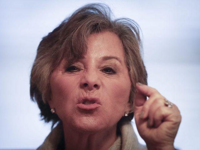 Barbara Boxer (John Minchillo / Associated Press)