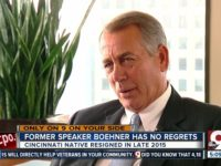 Boehner: Trump 'Reminds Me of Teddy Roosevelt'