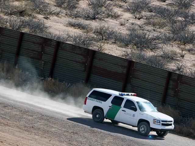 Border Patrol southern california CBP photo