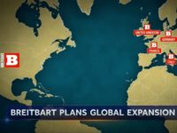 NBC's 'Nightly News' Touts Breitbart's Global Expansion