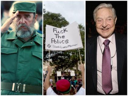 Castro-BLM-Soros-Getty