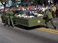 ¡Viva La Revolución! Jeep Carrying Fidel Castro Ashes Breaks Down Mid-Funeral