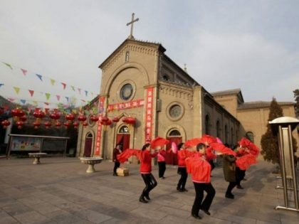 China church catholics