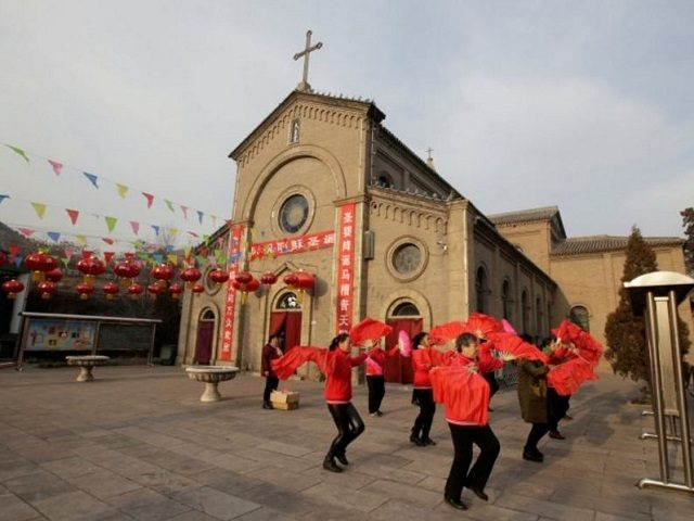China church catholics