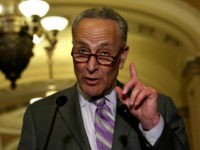 Chuck Schumer: 'Hope of America' Is Republicans Break With Trump