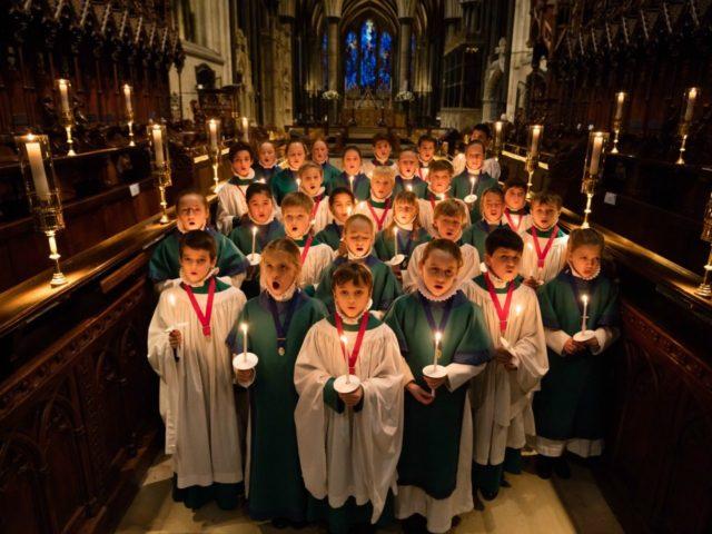 Church of England Christmas