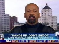 Sheriff Clarke: 'Fake News' Started With 'Hands Up, Don't Shoot' Lie