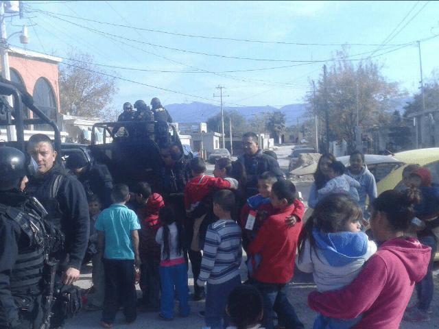 Coahuila Police 3