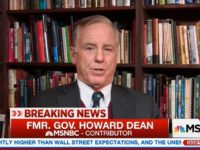Watch: Howard Dean Drops Out of DNC Chair Race, Says Dems Young Leader, He Doesn't Support Ellison