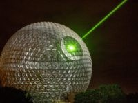 Death Star (Kent Phillips / Disney / Getty)