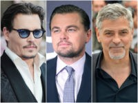 Depp, DiCaprio, Clooney Top List of Most Overpaid Actors in Hollywood
