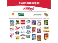 #DumpKelloggs: Here Are the Products You'll Never Need in Your Shopping Cart Again