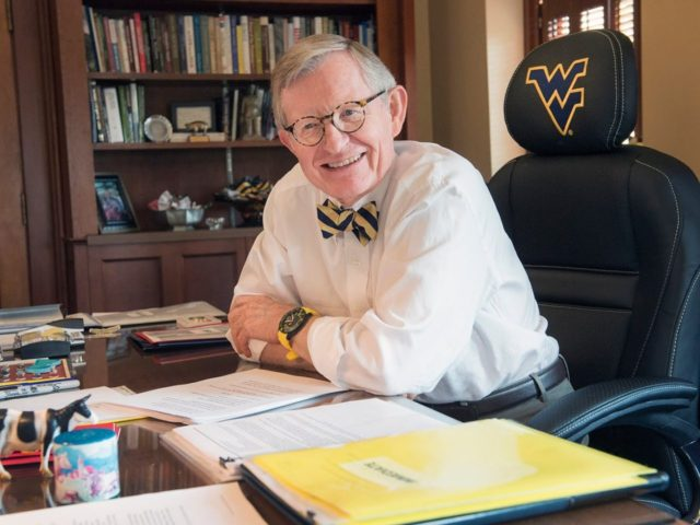 E Gordon Gee