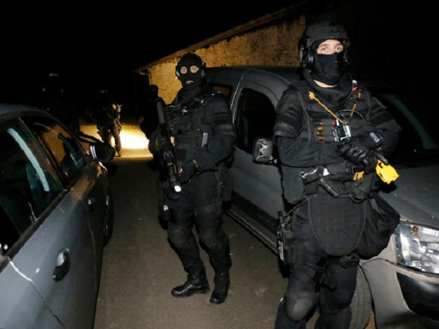ETA French Police