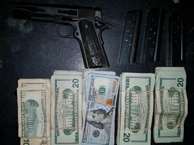 El Nito's gun
