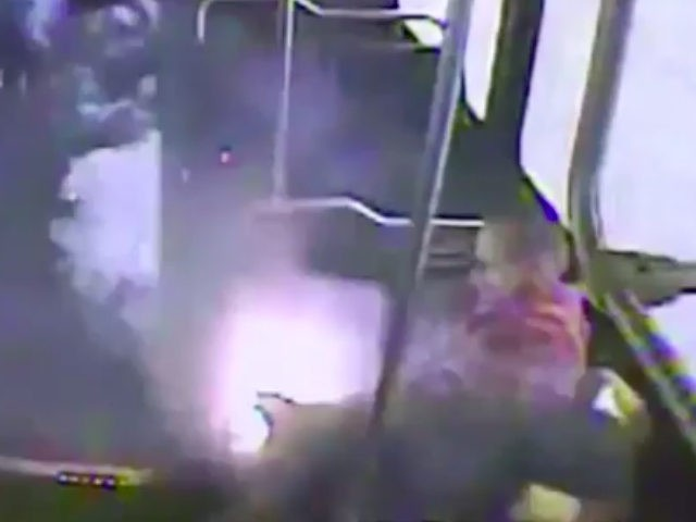 Horrific video shows an e-cigarette exploding in a man's pocket