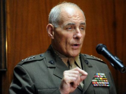 National Border Patrol Council: Incoming DHS Secretary John Kelly 'Has History on His Side' for Approach to Border Security