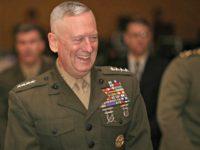 Gen Mattis Laughing via Dvidshub
