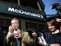 McBrexit: Fast Food Giant Moves HQ from EU to London